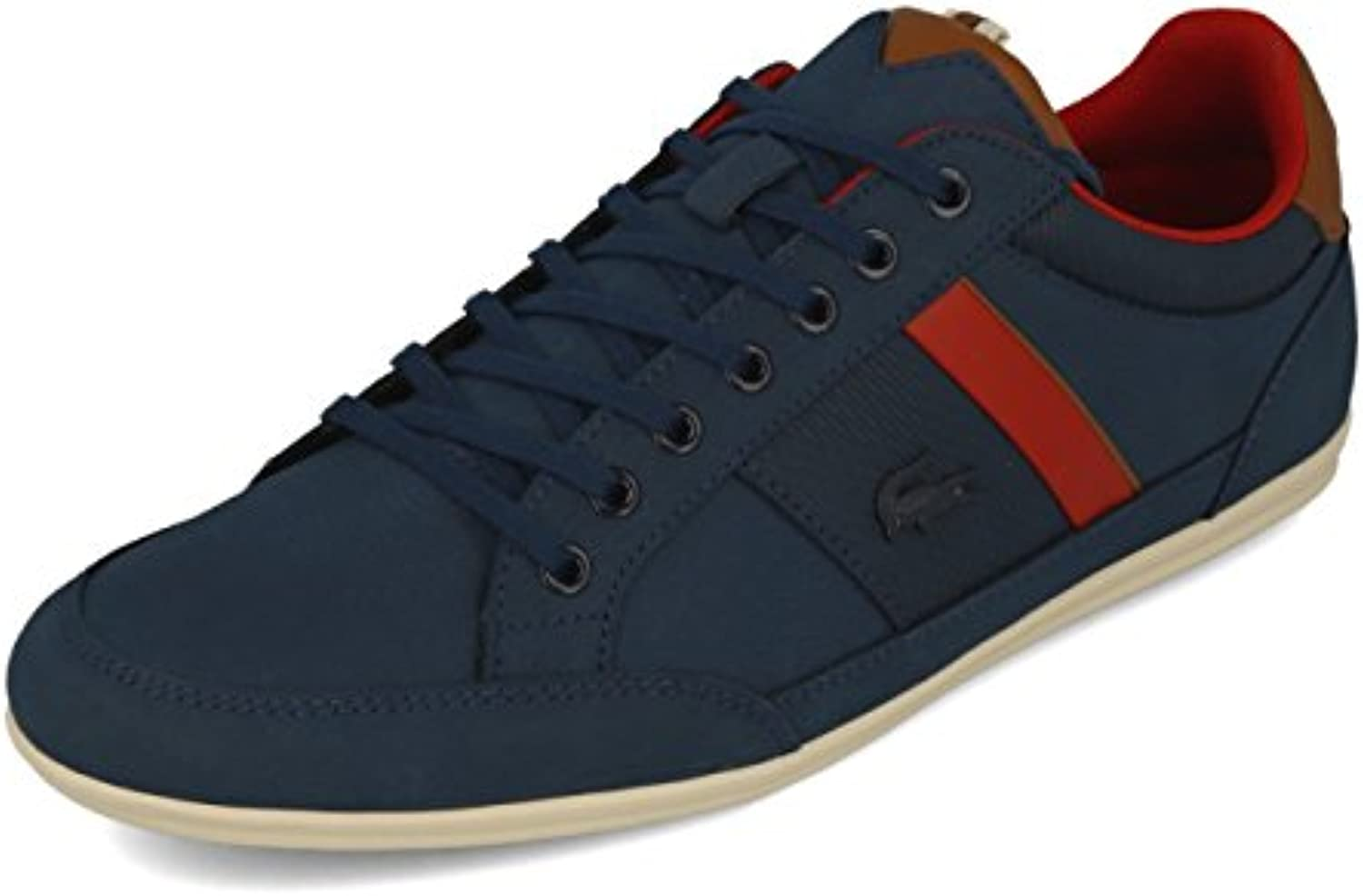 Lacoste Chaymon 318 2 Cam Navy Brown