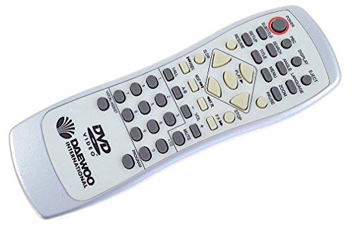 Original Fernbedienung Daewoo für DVD Player 8000
