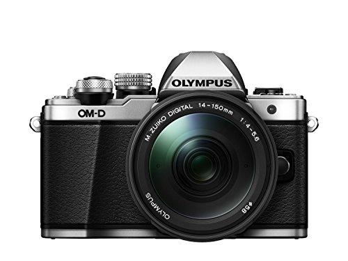 Olympus OM-D E-M10 Mark II + M.ZUIKO DIGITAL EZ-M14-150R - digital cameras...