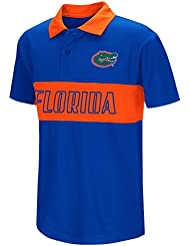 "Florida Gators NCAA ""Setter"" Youth Jeunes Performance Polo shirt Chemise"