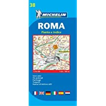 Plano Plegable Roma (Planos Michelin)