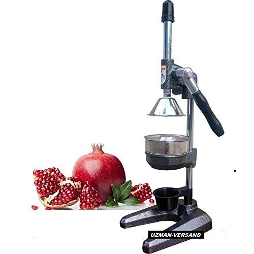 Pressa della Mano Spremiagrumi, Realizzato in Acciaio Inossidabile, Manuale della Frutta Fresca di Compressione Juicer