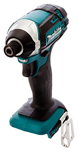 The Makita DTD152Z impact driver is a fantastic impact driver and at the time of our review was the best selling Impact Driver on Amazon.co.uk in the impact driver category.  It provides you with enough power to attend to a myriad of activities from driving in big screws to boring big holes.