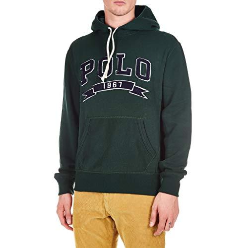 Polo Ralph Lauren Herren Kapuzenpullover, Grün Large