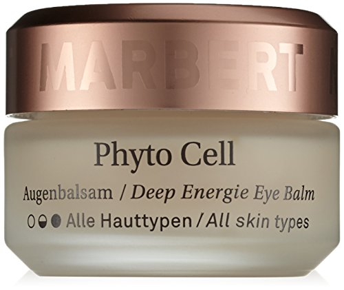 Marbert Phyto Cell femme/woman, Deep Energy Eye Balm, 1er Pack (1 x 15 ml)
