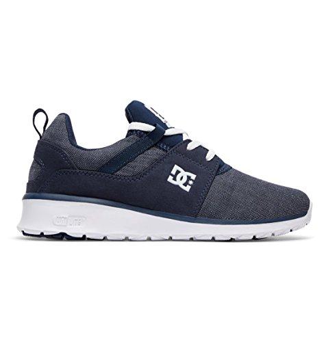 DC Shoes Heathrow TX Se Se, Scarpe da Skateboard Donna, Nero Black Bb2, 36 EU