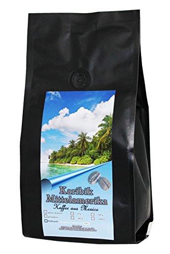 Frühling Garten Voll Latte (Kaffee Mexico, 500 g ganze Bohne)
