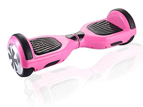 "Infiniton Urban Shuttle Patinete Eléctrico Hoverboard 6"" - Rosa"