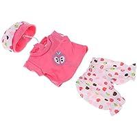 Babypuppen & Zubehör puppenkleidung für 20cm puppen
