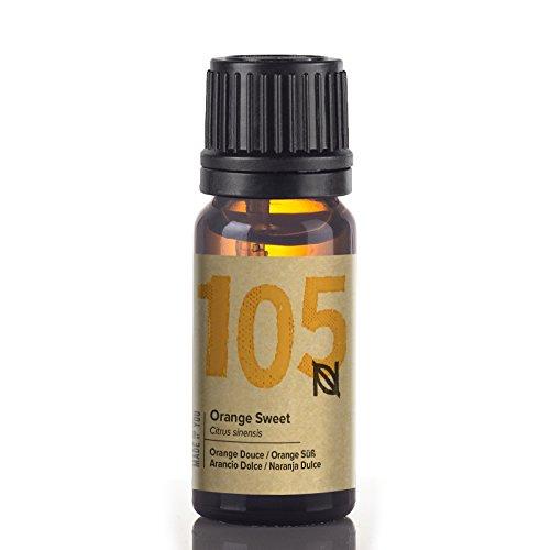 Naissance Orangenöl, süß 10ml 100% naturreines ätherisches Öl (Grippe-massage-Öl Erkältungen &)