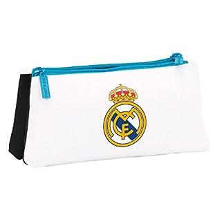Real Madrid – Neceser pequeño doble (Safta 811754548)