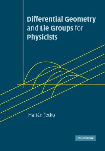 Differential Geometry and Lie Groups for Physicists Paperback