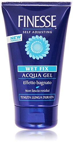 Finesse - Wet Fix Acqua Gel, Effetto Bagnato - 150 ml