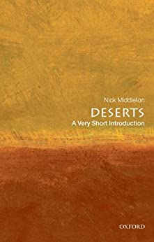 Deserts: A Very Short Introduction (Very Short Introductions) von [Middleton, Nick]