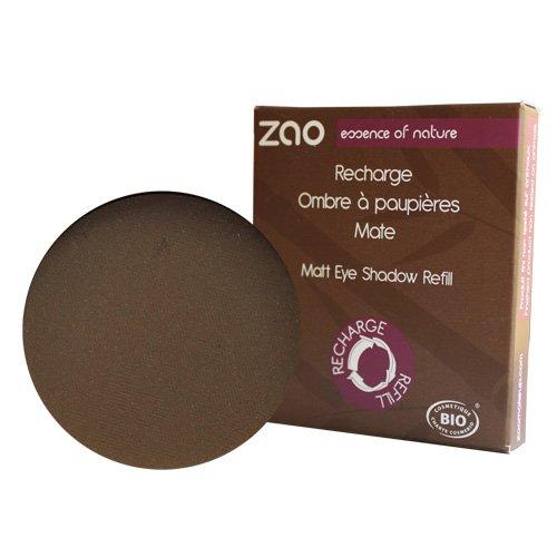 zao-refill-matt-eyeshadow-203-braun-dunkelbraun-lidschatten-nachfuller-augenbrauenpuder-eyeliner-cak
