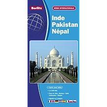 Inde-Pakistan-Nepal Si Berlitz