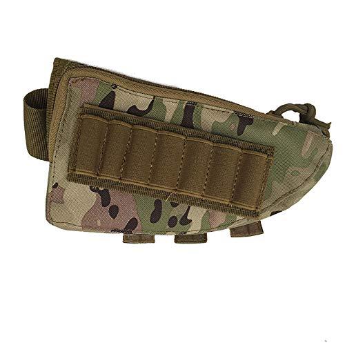 ältlich outdoor multifunktions militär bandolier kugel tasche gewehr schießen taschen(color:CP Tarnung,size:Einheitsgröße) ()