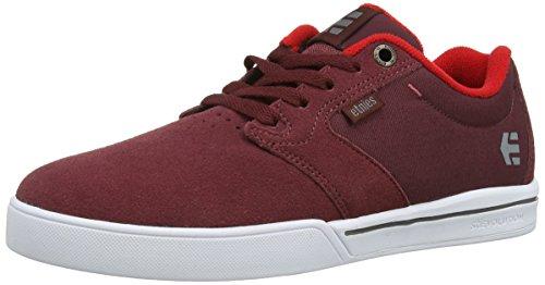 Etnies Jameson E-Lite, Scarpe Da Skateboard da uomo Rosso (Red  (Maroon 625))