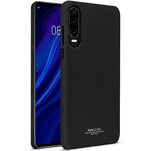 Zhangl Handy-Hardcases Matte Touch Cowboy PC Hülle für Huawei P30 (Schwarz) Harte Fälle (Farbe : Black) Cowboys-handy-fall