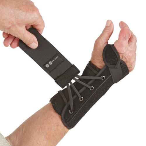 Spectra® Handgelenkbandage, Farbe:schwarz;Größe / Seite:XL / Rechts - Schiene Rechts Farbe