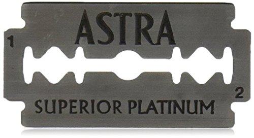Produktbild Astra Rasierklingen 100er Pack