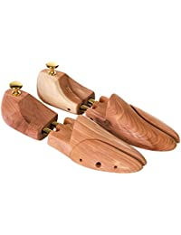 Chaussure Tectake Dure Mouleur En Bois 2 Unités Avec Rallonge De Vis Universelle Pour Tous - Différentes Tailles - (35-38 WwZHsQA