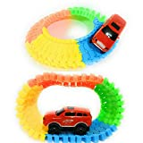 #6: Praish Flexible Variable Track Set with Light Weight Car