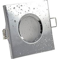 Bagno faretto da incasso IP65(impermeabile) con 5Watt lampadina Led Bianco Caldo Lampadina a risparmio energetico ambienti bagnati doccia bagno