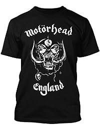 Motörhead Herren Band T-Shirt- England