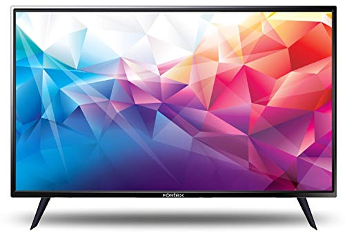 Fortex 80 cm (32 inches) HD Ready IPS LED TV FX32Q01 (Black)