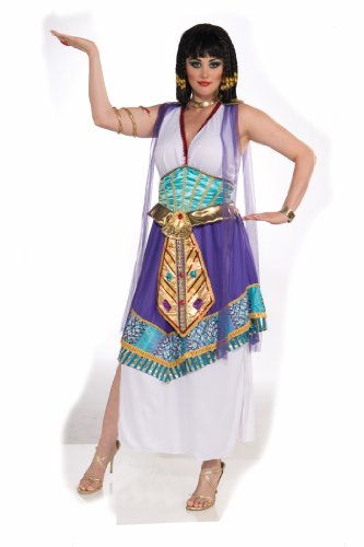 Forum Lotus Cleopatra Plus Costume Plus Size (Cleopatra Plus Kostüm)