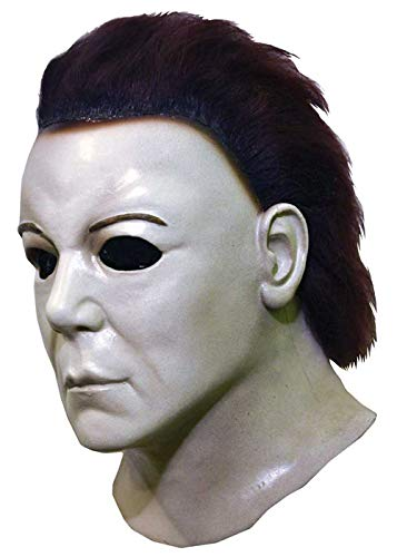 Magic Box Int. Deluxe Halloween 8 Michael Myers Maske mit Haaren (Maske Myers Michael)