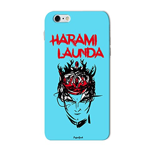 PosterHook Harami Launda Game Of Thrones Designer Case For Apple iPhone 6/6s