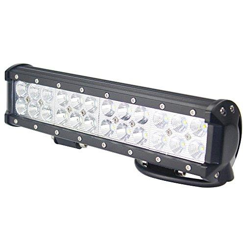 20 pi/èce 27W 4.3 inch phare de travail LED lampe voiture SUV ATV tracteur pelleteuse camion grue 4x4 Work light Phare 12V 24V Lumi/ère LED