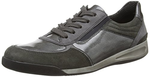 ara Rom, Damen Sneakers, Grau (fumo street -07), EU 41 (UK 7 / US 9.5)