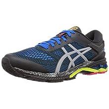 ASICS Men's Gel-Kayano 26 Ls Running Shoes, Grey (Graphite Grey/Piedmont Grey 020), 10.5 UK