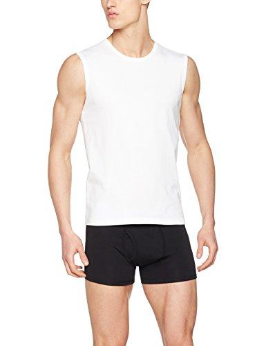 find-essential-belk067-camiseta-sin-mangas-para-hombre-multicolor-white-x2-small