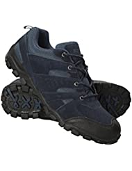 30d537d08ec Mountain Warehouse Chaussures de Marche Hommes Outdoor - Daim
