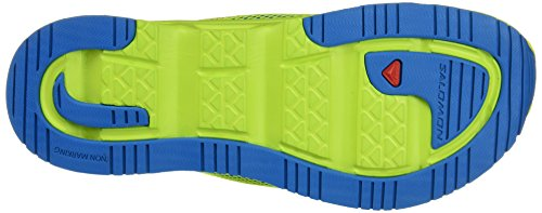Salomon Herren RX Break Traillaufschuhe Lime Punch/Imperial Blue/Cloisonné