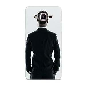 Qrioh Printed Designer Back Case Cover for Samsung J2 Prime - 125M-MP1477