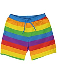 726457e4ac Tipsy Elves Men s Rainbow Swim Trunks - Pride Swim Suits