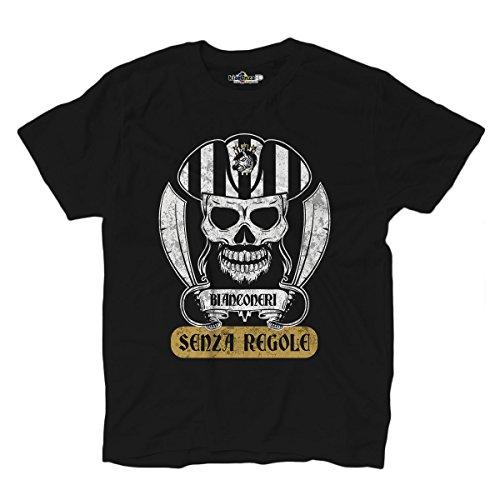 KiarenzaFD Camiseta Camiseta Hombre fútbol Pirata
