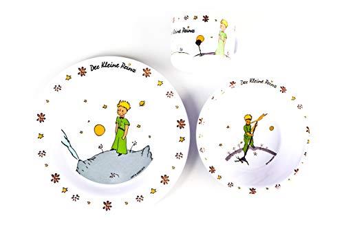 Coffret Vaisselle Mélamine Le Petit Prince