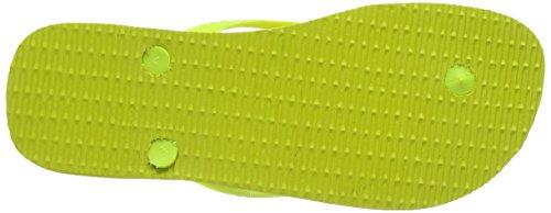 Havaianas Flip Flops Top Zehentrener für Männer/Frauen Gelb (6325)