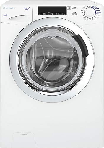 Candy GV 158 TWC3 Waschmaschine Frontlader/ 60 cm Höhe/Patentiertes MixPower System