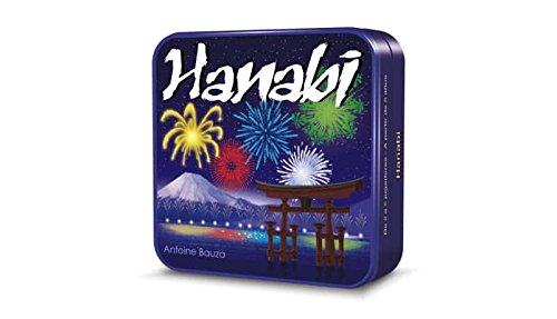 Asmodee Hanabi INT30/CGHAN01-ES/GRE01, Juego de Mesa