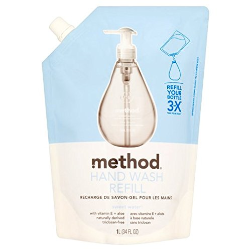 Method Sweet Water Refil Handwash 1L