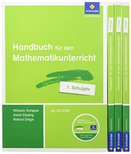 Handbücher Mathematik / für den Mathematikunterricht an Grundschulen - Ausgabe 2015 ff.: Handbuch für den Mathematikunterricht an Grundschulen: Bände 1. - 4. Schuljahr