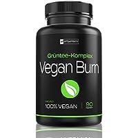 Preisvergleich für Vegan Burn - 100% Vegan [Beliebt bei Diät und Hochdosiert] - Markenprodukt für Frauen & Männer » mit L-Carnitin...
