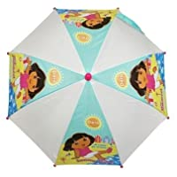 "DORA THE EXPLORER UMBRELLA - DORA UMBRELLA "" SUMMER STYLE! """